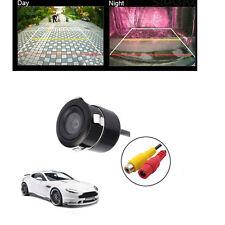 Mini Color CCD Reverse Backup Car Rear View Camera Night Vision 18.5mm