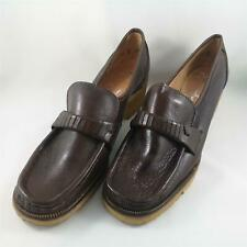! New ! Vintage Antique Lady's Shoes 100% Leather 6.5 Free Shipping N. America