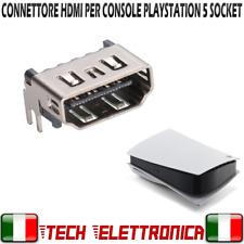 Porta HDMI per PS5 Sony Playstation 5 Connettore Presa di Ricambio Socket