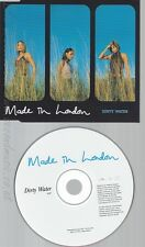 CD--DIRTY WATER--MADE IN LONDON--PROMO