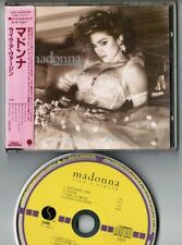 MADONNA Like Virgin JAPAN CD 32XP-102 w/STICKER-OBI+TARGET LABEL West Germany