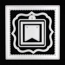 Schneiden Schablonen Stanze Album Papier Karte Prägung Scrapbooking Basteln DIY