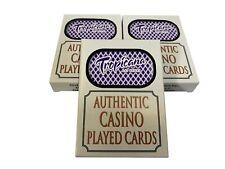 Tropicana Las Vegas Casino Playing Poker Karten Menge Auswählen