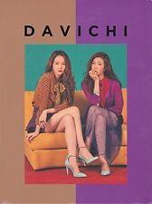 50 X Half (Mini Album) - Davichi (2016, CD NEU)