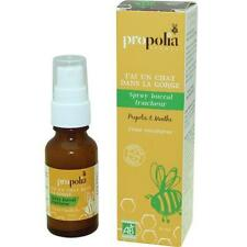 Propolia Spray buccal fraicheur, propolis, et menthe BIO, Propolia