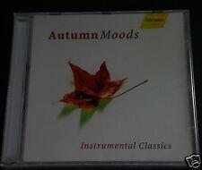 Hanssler Classic AUTUMN MOODS INSTRUMENTAL CLASSICS German Import NEW Sealed CD