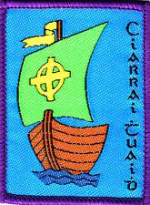 Boy Scout Badge Ext CIARRAI TUAID Kerri North CSI Assn IRELAND