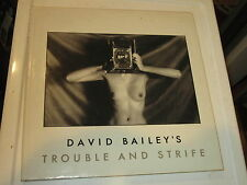 TROUBLE & STRIFE  David Bailey's 81 Duotone Photographs