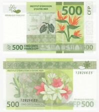 FRENCH PACIFIC TERRITORIES 500 FRANCS (2013) P.5 - UNC.