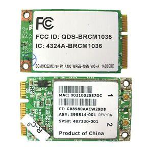 USB 2.0 Wireless WiFi Lan Card for HP-Compaq Presario SR1330TW