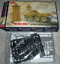 Sd.Kfz 234/1 8x8 Radpanzer Roden 1/72