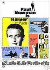 HARPER (Paul Newman)  -  DVD - UK Compatible  - Sealed