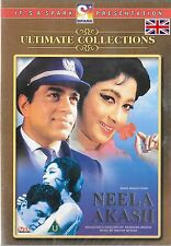 NEELA AKASH - DHARMENDRA - MALA SINHA - NEW BOLLYWOOD DVD - FREE UK POST
