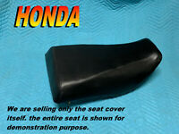 Honda TRX350 Fourtrax New seat cover 1986-89 TRX350D Foreman TRX 350 Black 905B