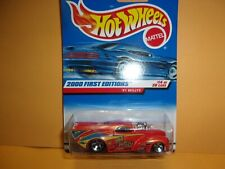 Hot Wheels For Life 2000 First edition 1941 Willys # 14 of 36