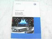 SSP 470 Der Touareg 2011 Elektrik/ Elektronik  Selbststudienprogramm  Handbuch.