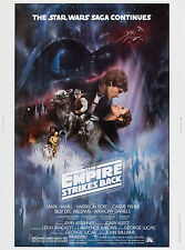1980's Sci-Fi  * Star Wars:  The Empire Strikes Back Style A  Poster 1980
