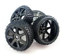 HPI Trophy Buggy Flux * TIRES WHEELS 17mm * Foam 101054 67768 Vorza 1/8 107016