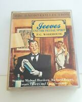 PG Wodehouse: Jeeves And The Feudal Spirit Cassette audiobook BBC Radio