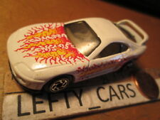 MATCHBOX 1994 White TOYOTA SUPRA TURBO 1/59 SCALE - LOOSE!