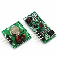 Wireless Transmitter and Receiver Link Kit Module 433.92MHZ for HOT
