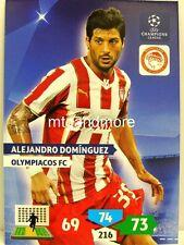 Adrenalyn XL Champions League 13/14 - Alejandro Dominguez - Olympiacos FC