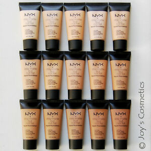 """1 NYX Stay Matte But Not Flat Liquid Foundation - SMF """"Pick Your 1 color""""*Joy's*"""