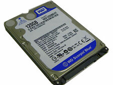 120GB WD1200BEVT-00A23T0 Notebook SATA Hard Drive- Factory recertified Grade A+