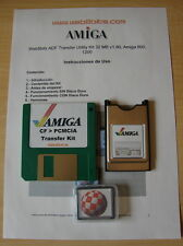 Kit .adf PCMCIA Compact Flash CF 4 GB. Amiga 600 o 1200 Tarjeta memoria SanDisk