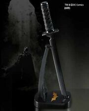 The Dark Knight Rises Batmans Ninja Letter Opener with Display Stand Batman Gift