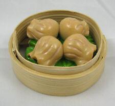 Beautiful Dim Sum Magnet - Ha Gow (Shrimp Dumpling)
