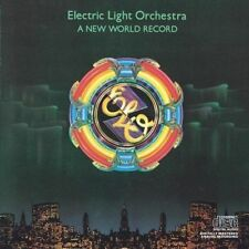 ELECTRIC LIGHT ORCHESTRA ELO: A NEW WORLD RECORD CD INC 6 BONUS TRACKS / NEW