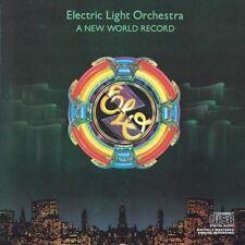 ELECTRIC LIGHT ORCHESTRA ELO: A NEW WORLD RECORD CD INC 6 BONUS TRACKS / NEW