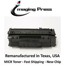 ImagingPress HP Q7553A, 53A MICR Secure Toner Cartridge for check printing
