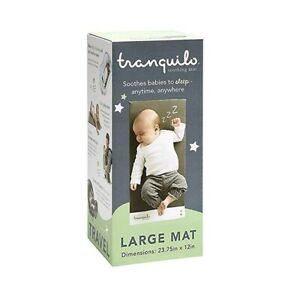 Tranquilo Baby Mat Soothing Large Sleep Soothe Calm Travel EUC