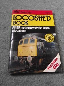 Ian Allan ABC Locoshed Depot 1982 Diesel Locos Book BR Class 25 40 37 20 47 50
