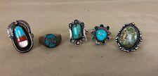 Vintage Navajo Rings