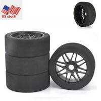 ESP HPI GT R15 GTX8 MGT7 17mm HEX Gomme Tyres 1//8 GT SP in spugna Foam 35sh