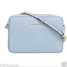 MICHAEL KORS Womens [Jet Set Travel Lg Ew Crossbody] Shoulder Bag Genuine Blue