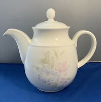 vintage expressions english china florelle tea pot made in England