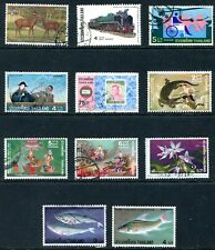 Thailand 1976 - 1978 Used Lot with #813