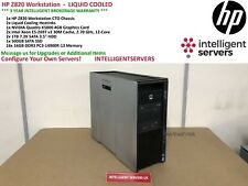 HP Z820 Workstation - Liquid Cooled - 24 Cores, 256GB RAM, 500GB SSD, 2TB, K5000