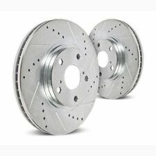 Disc Brake Rotor-Sector 27 Rotor Hawk Perf HR5166 fits 89-96 Nissan 300ZX  Set