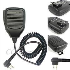 2 Pin Speaker Mic for Motorola CP040 CP100 CP125 CP140 CP150 CP160 CP180 Radio