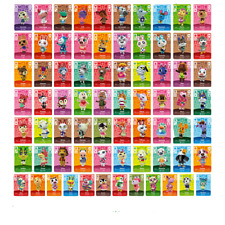 Animal Crossing Villager Amiibo Cards ACNH - Custom NFC