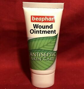 Dog Antiseptic Ointment Natural Healing Skin Wounds Soothes Bites Aloe Vera Cat
