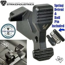 Strike Industries Enhanced Bolt Catch EBC Extra Wide Lever 223 Spring,detent,pin