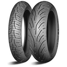 COPPIA PNEUMATICI MICHELIN PILOT ROAD 4 180/55R17 + 120/70R17