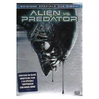 Alien vs Predator Edizione Speciale 2 DVD L Henriksen R Bova S Lathan Sigillato