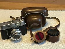 Vintage Vito C Yoighander Camera & Voigtlander Color Skopar 2.8 F50mm Lens S&R
